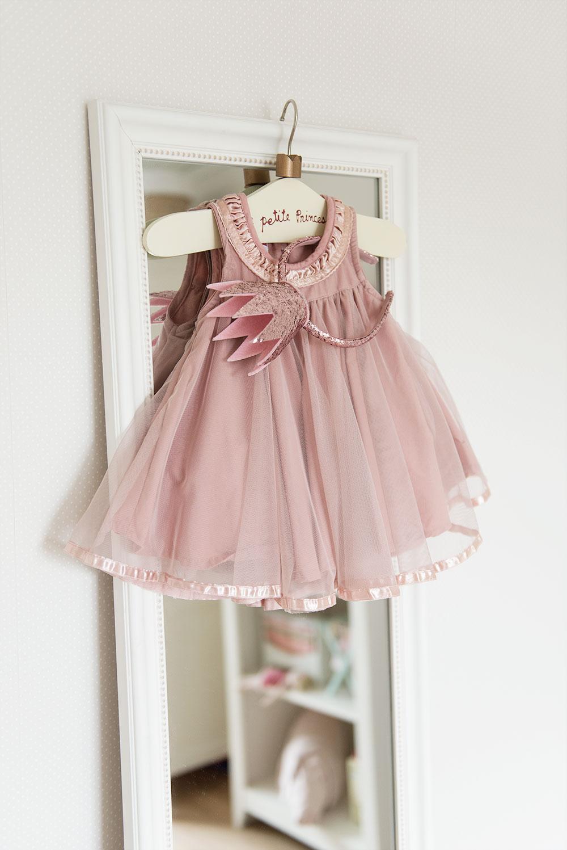 Wilmas första klänning,