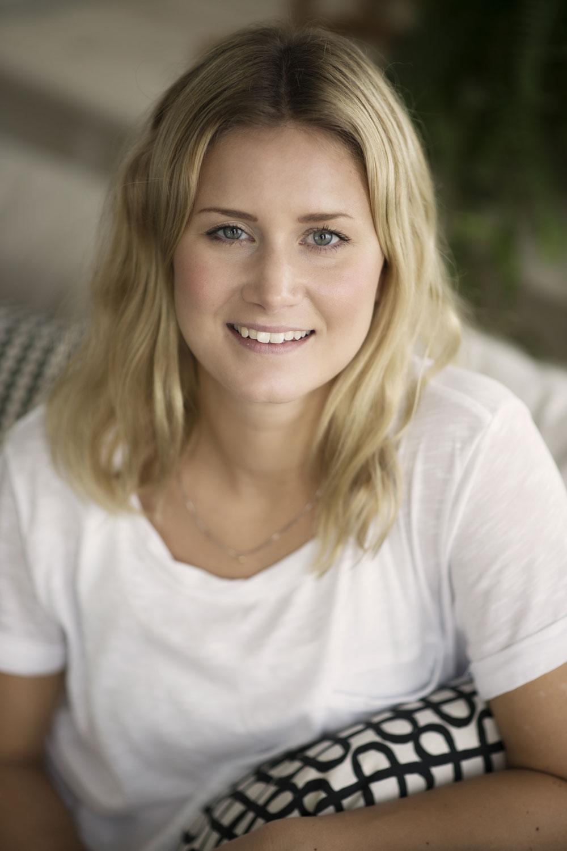 Frida Nilsson.