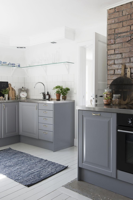 k k i lantlig gr skala homespo. Black Bedroom Furniture Sets. Home Design Ideas