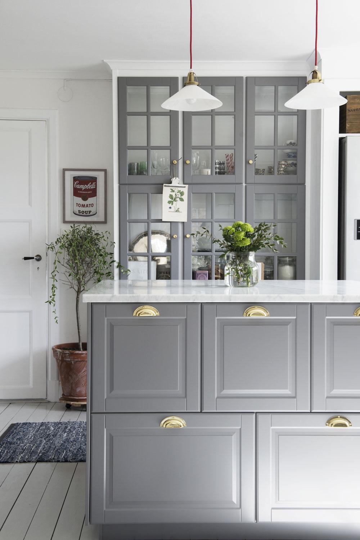 Bodbyn Kok Ikea : Kok i lantlig groskala  Homespo