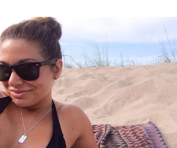 Marit trivs på sandbankarna.