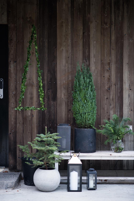 juldekorationer för utomhus
