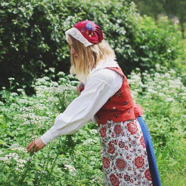 85d5d1ebabd5 Modebloggaren Kajsa Svensson: